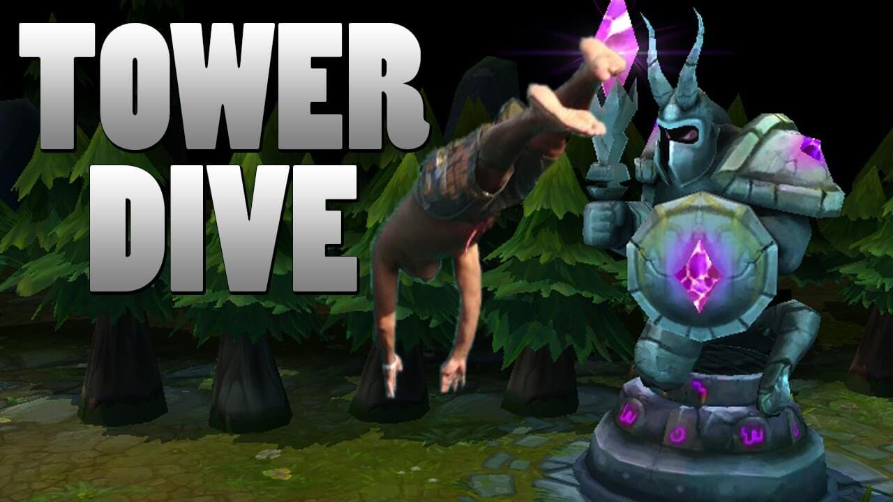Beginner's Guide to Turrets in League of Legends