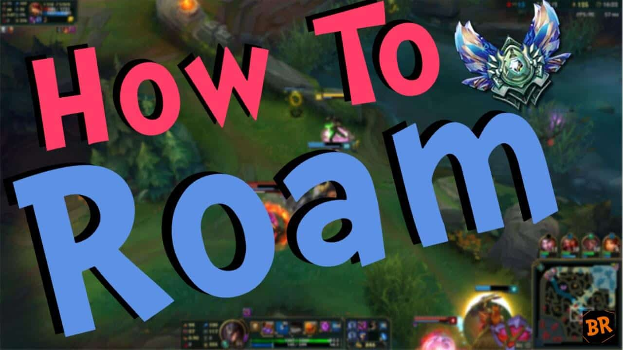 When Should You Roam as Support in LoL?
