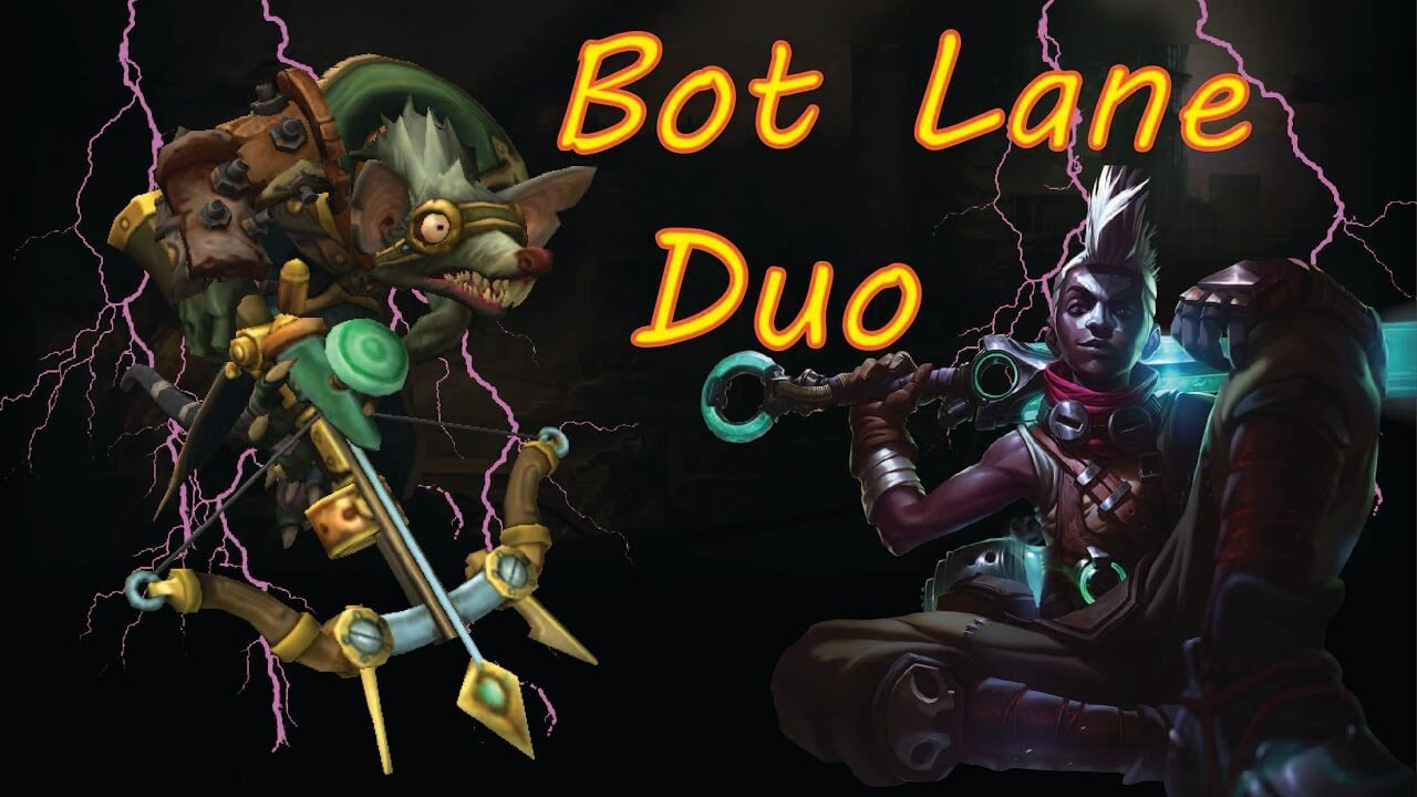 Unstoppable Duo – Dominating the Bot Lane 2018