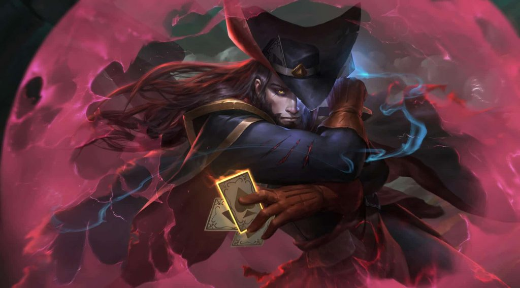 Twisted Fate League of Legends Champ