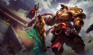 Garen, Warring Kingdoms