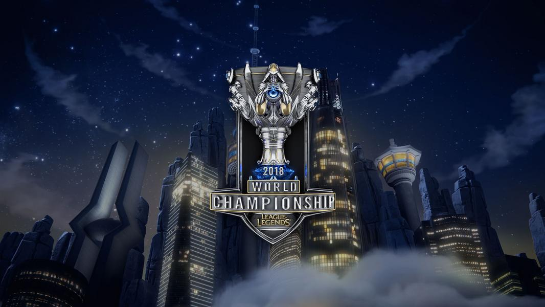League of Legends Worlds Group Stage