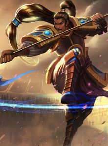 Xin Zhao Old