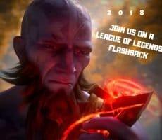 League of Legends 2018 Year Recap