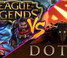 From Dota 2 to League of Legends: Game transition